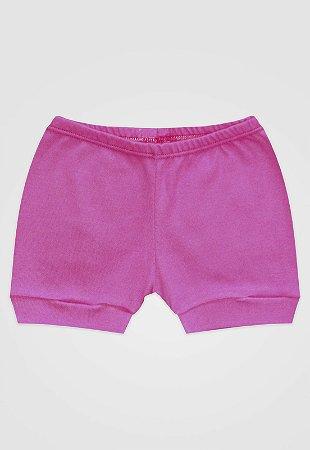 Shorts Zupt Baby Básico Pink