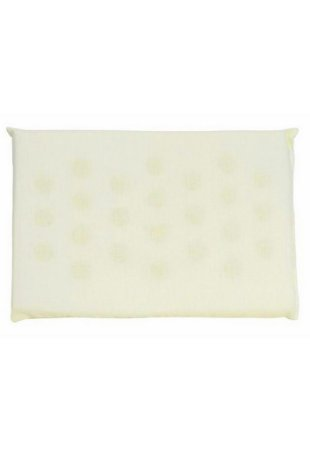 Travesseiro Papi Anti Sufocante Liso Amarelo