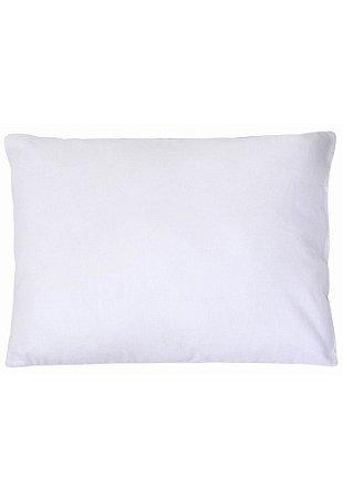 Travesseiro Papi Baby Liso Branco