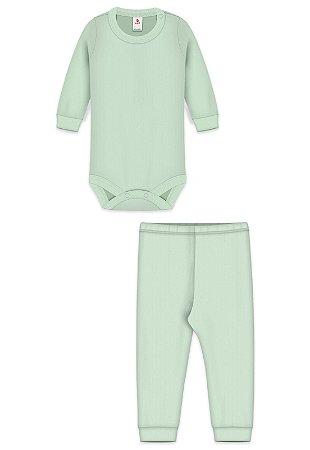Conjunto 2 pçs, Zupt Baby, Verde