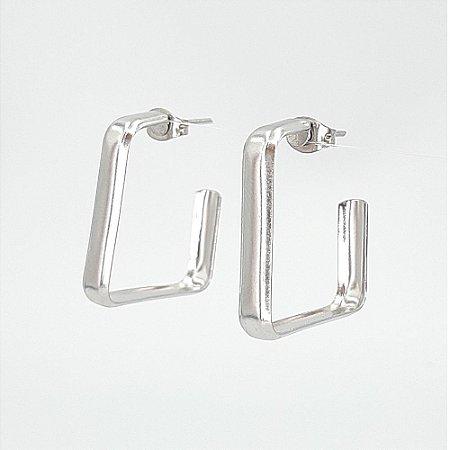 Brinco de Aço Cirúrgico 21-0123