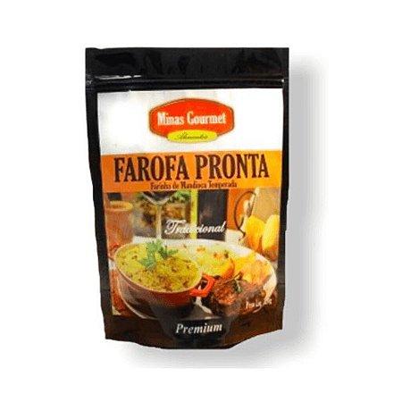 Farofa Tradicional Minas Gourmet