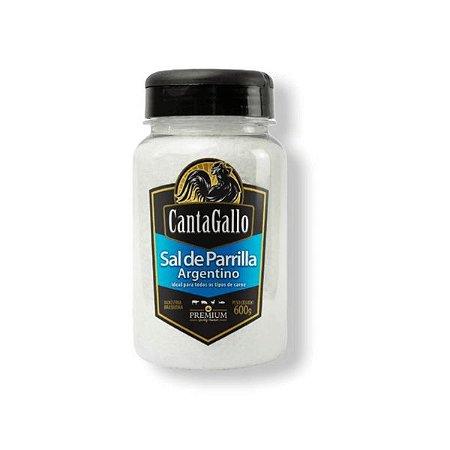 Sal de Parrilla Argentino 500g Cantagallo