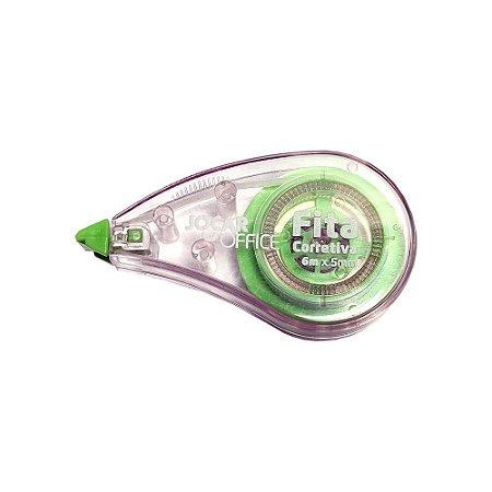 Fita Corretiva 5mm 6 Metros Verde Jocar 91211
