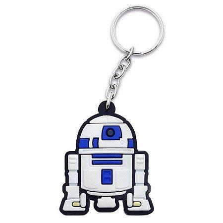Chaveiro Emborrachado Geek Side R2 Yaay! KEY053