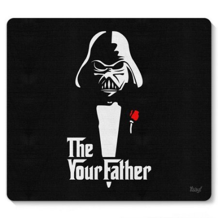 Mouse Pad Geek Side Father 23x20cm Yaay! PAD020