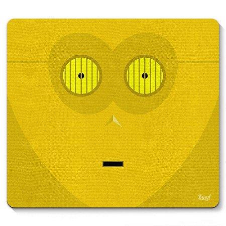 Mouse Pad Geek Side C3 23x20cm Yaay! PAD025
