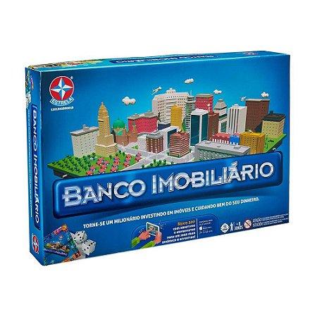 Jogo Banco Imobiliário com Aplicativo Estrela 1201602800019