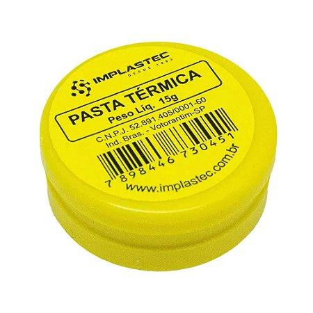 Pasta Térmica 15g Implastec 6155