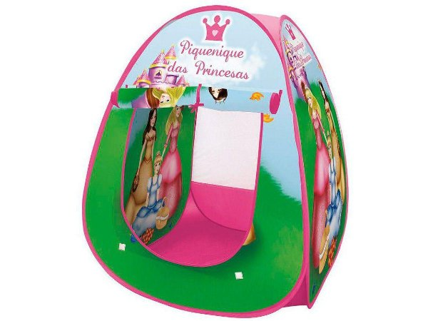 Barraca Infantil Piquenique das Princesas - Dm Toys