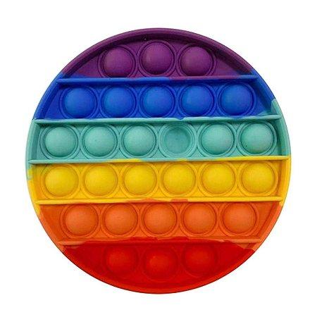 Fidget Toy Brinquedo Sensorial e Alívio de Stress Push Pop It