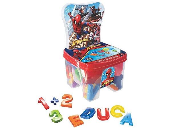 Cadeira Baú Educa Kids com Acessórios - Líder Brinquedos