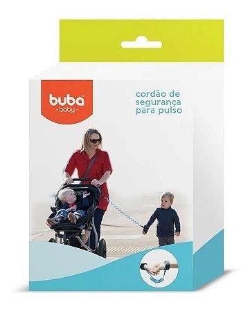 Cordão De Segurança Para Pulso Mamãe E Bebê Azul