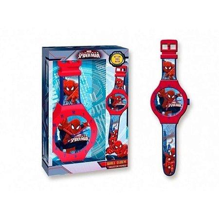 Relógio de Parede - Homem Aranha