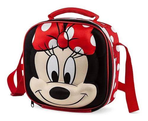 Bolsa Térmica - Disney - Minnie Mouse ou Mickey