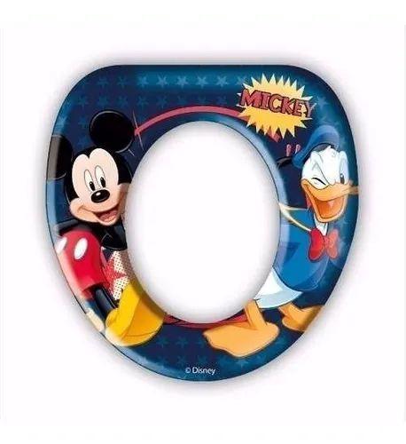 Adaptador Infantil Para Vaso Sanitário Disney - Mickey
