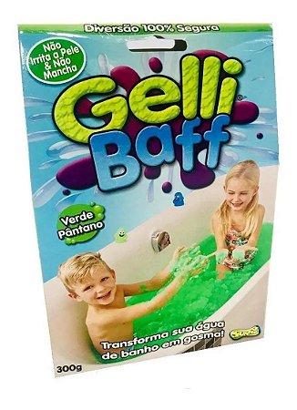 Brinquedo Sunny Gelli Baff Gosma Verde Pantano