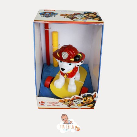 Marshall - Patrulha Canina De Empurrar - Lider