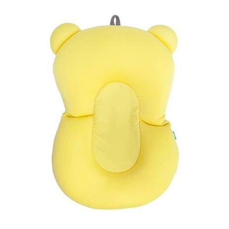 Almofada Para Banho Buba - Amarela