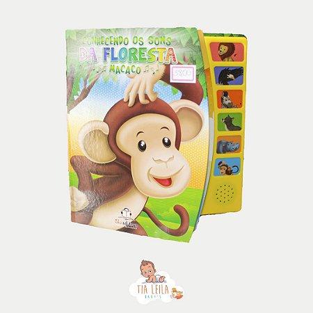 Conhecendo Os Sons Da Fazenda - Macaco