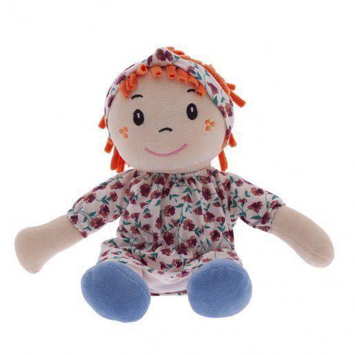 Boneca de Pano Paty Zip Toys
