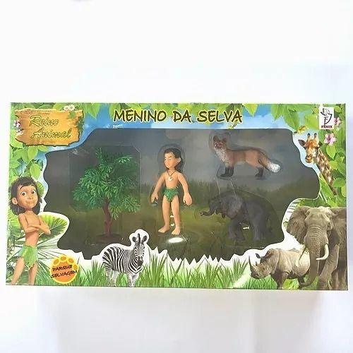 Menino Da Selva - Fenix