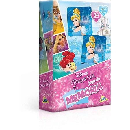 Jogo da Memoria Princesas - Planeta Criança