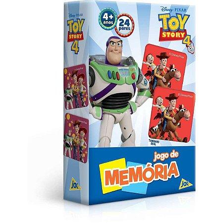 Jogo da Memoria TOY STORY 4 - Planeta Criança