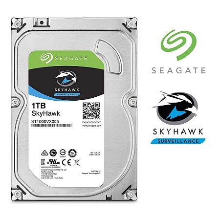 HD Sata Seagate SkyHawk 1TB - Sugerido pela GIGA Security