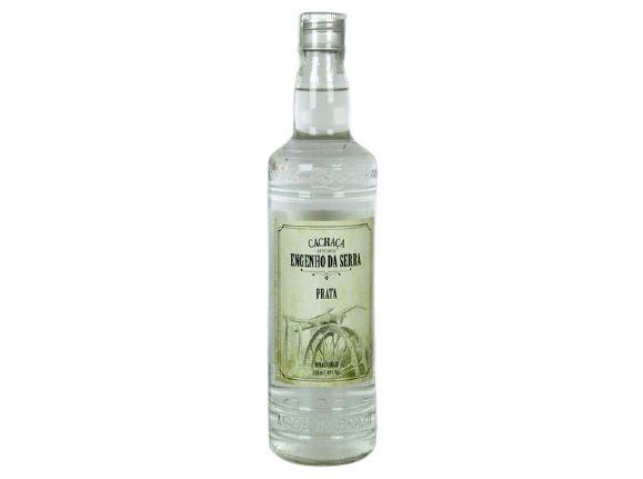 Cachaça Engenho da Serra Carvalho - Prata 670 ml
