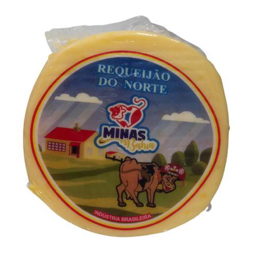 Requeijão do Norte (Peso médio 500 Gr)