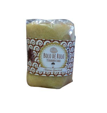 Mini Bolo de Rolo Pernambucano - Chocolate 50 Gr