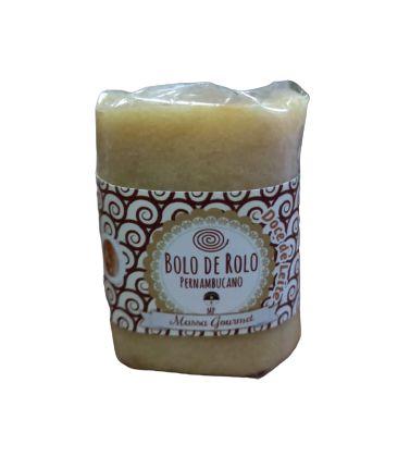 Mini Bolo de Rolo Pernambucano - Doce de Leite 50 Gr