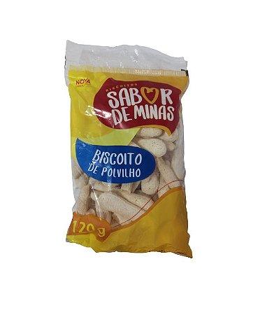 Biscoito de Polvilho Sabor de Minas - 120 Gr