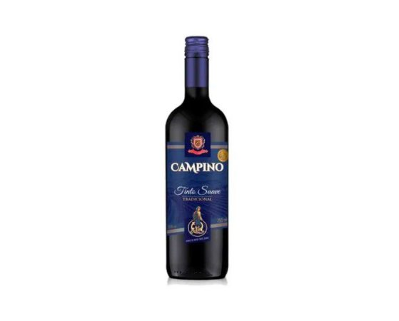 Vinho Tinto Suave Campino - 750 ml