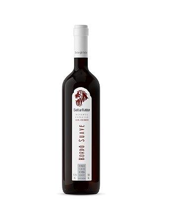 Vinho Tinto Bordô Suave - Dalla Valle - 750 ml