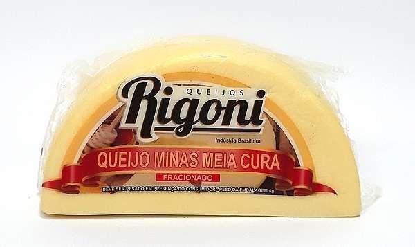 Queijo Meia Cura - Rigoni