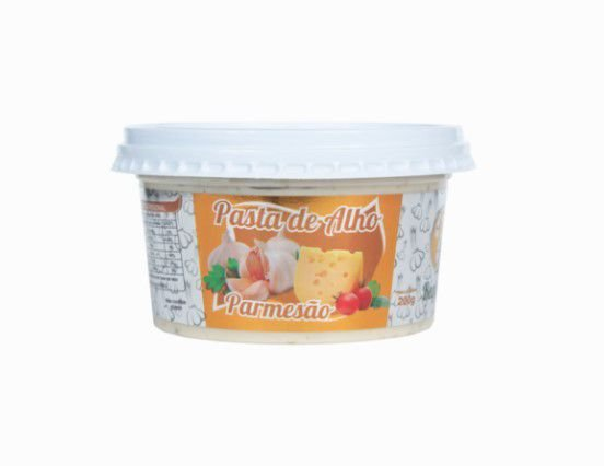 Pasta de Alho - Parmesão 200 Gr