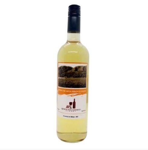 Vinho Branco Suave - Quinta dos Camargo 750 Ml