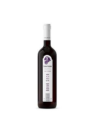 Vinho Bordô Seco - Dalla Valle 750 ml
