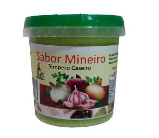 Tempero Caseiro - Sabor Mineiro 350 Gr
