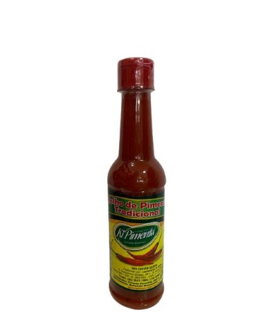 Molho de Pimenta Tradicional - 150 ml