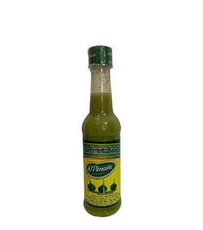 Molho de Pimenta de Bode Verde - 150 ml