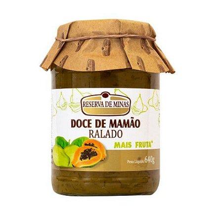 Mamão Ralado Reserva de Minas - 640 Gr