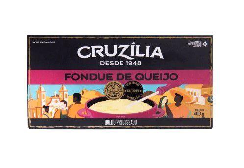 Fondue de Queijo Cruzilia 400 Gr