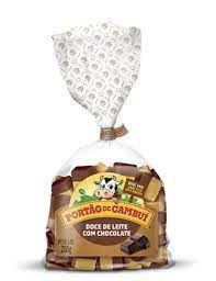 Doce de Leite com Chocolate - Portão de Cambuí 200 Gr