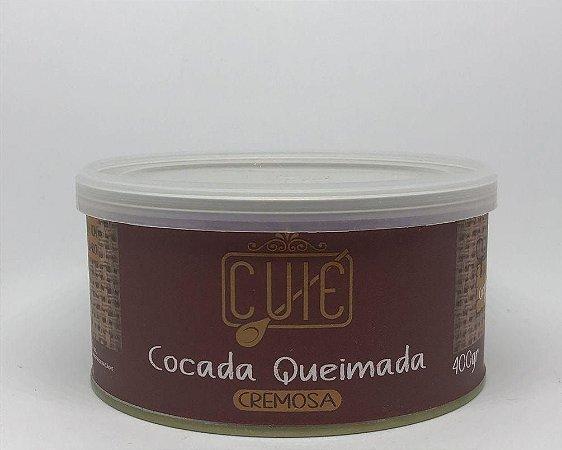 Cocada Cremosa Queimada Lata - Cuié 400GR