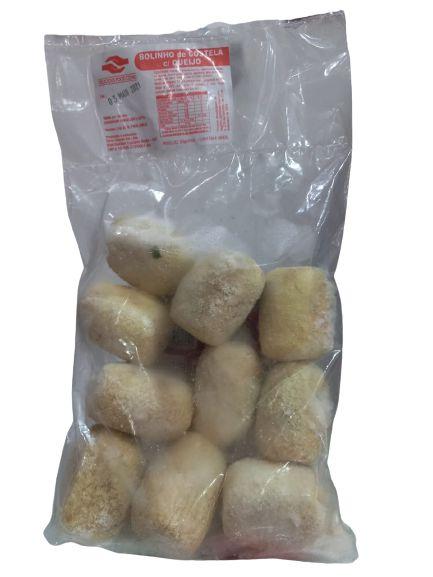 Bolinho de Costela c/ Queijo (Massa de Mandioca) Porção 500 Gr c/ 10 Unids