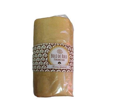 Bolo de Rolo Pernambucano - Sabor Goiabada  500 Gr