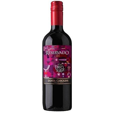 Vinho Tinto Suave - Reservado Chile